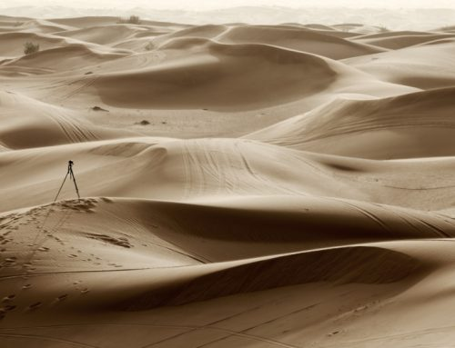 The beauty of nothingness #dubai