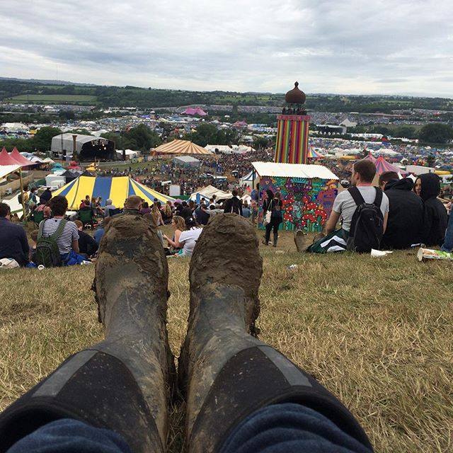 #muckboot #muckinabout these wellies are a Glastonbury dream! http://www.muckbootcompany.co.uk/