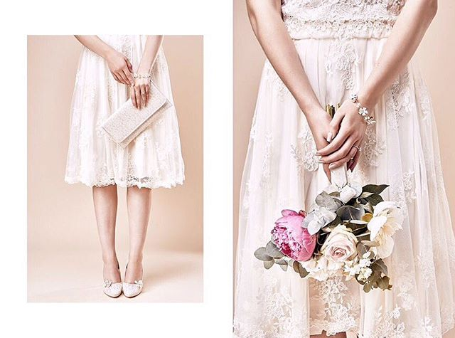 @jodilakin @rachelsimpsonshoes Preview from a recent bridal photoshoot